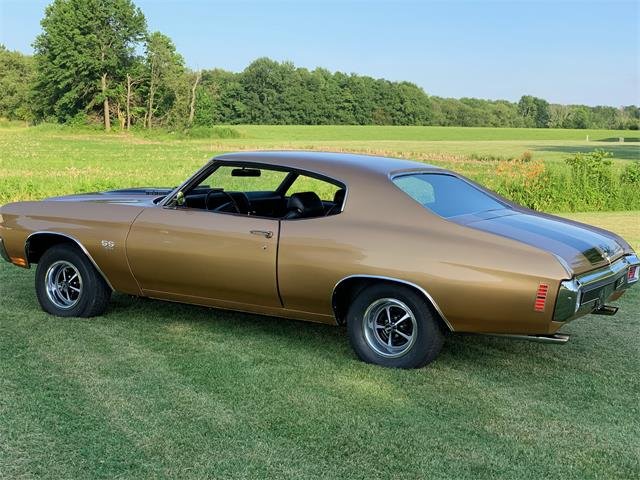 Picture of '70 Chevelle SS - QJPK