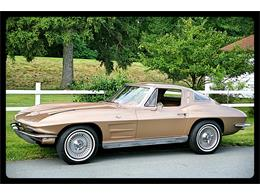 Picture of '63 Chevrolet Corvette Offered by Central Pennsylvania Auto Auction - QJQ3