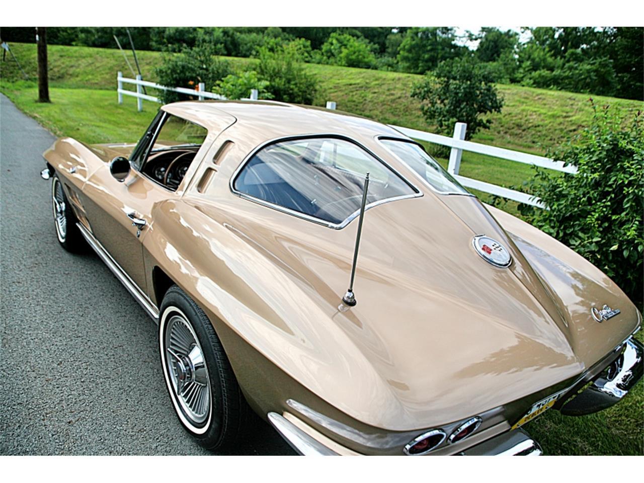 Large Picture of Classic 1963 Chevrolet Corvette - QJQ3
