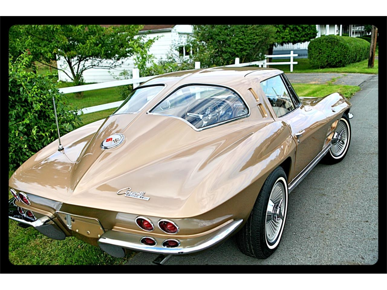Large Picture of Classic '63 Corvette Offered by Central Pennsylvania Auto Auction - QJQ3