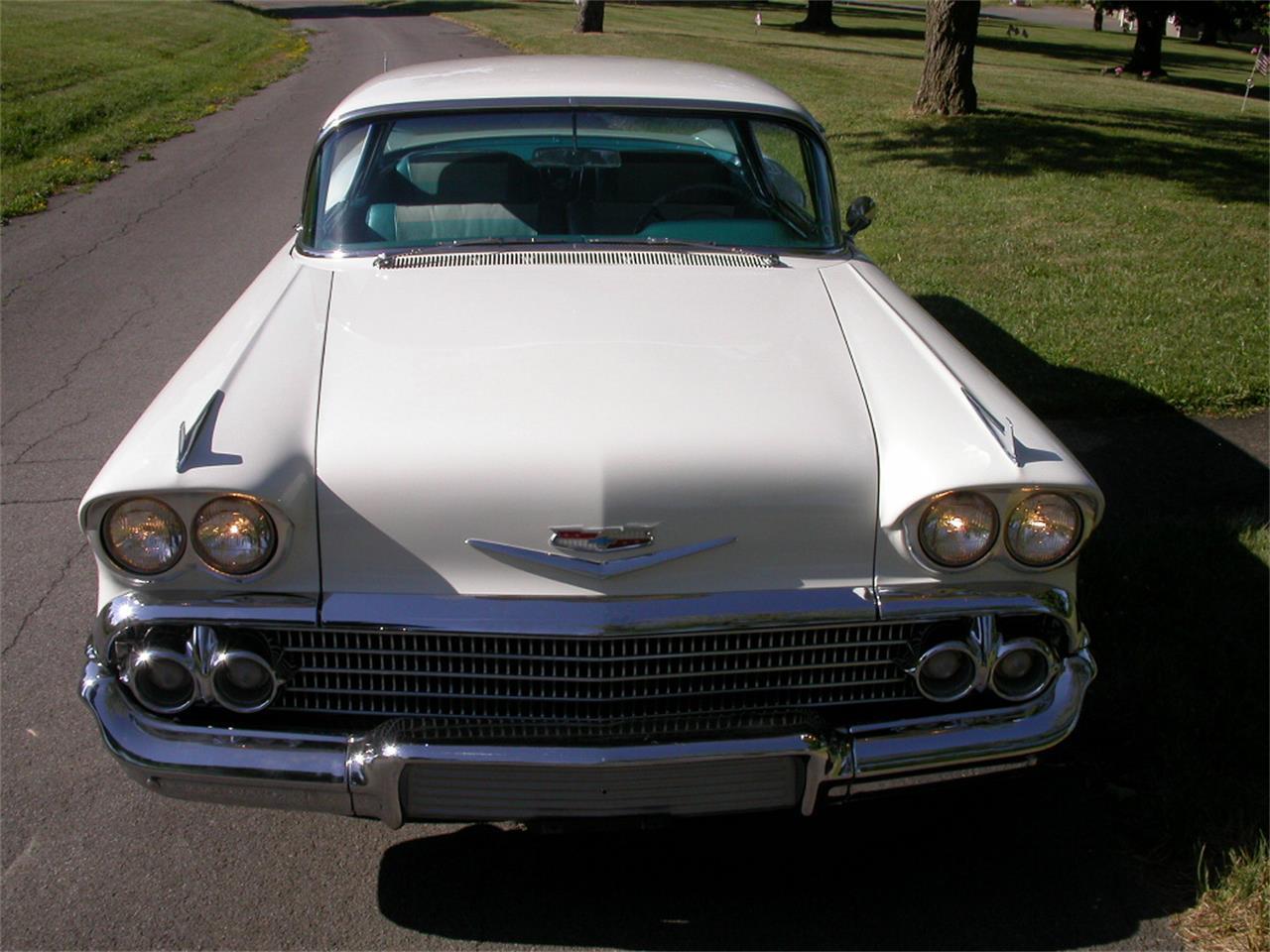 Large Picture of '58 Impala - QJQG