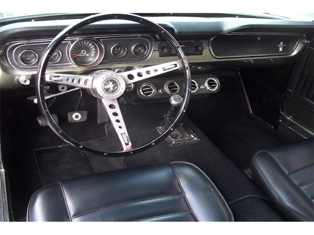 Large Picture of '65 Ford Mustang Offered by Performance Mustangs - QJQH