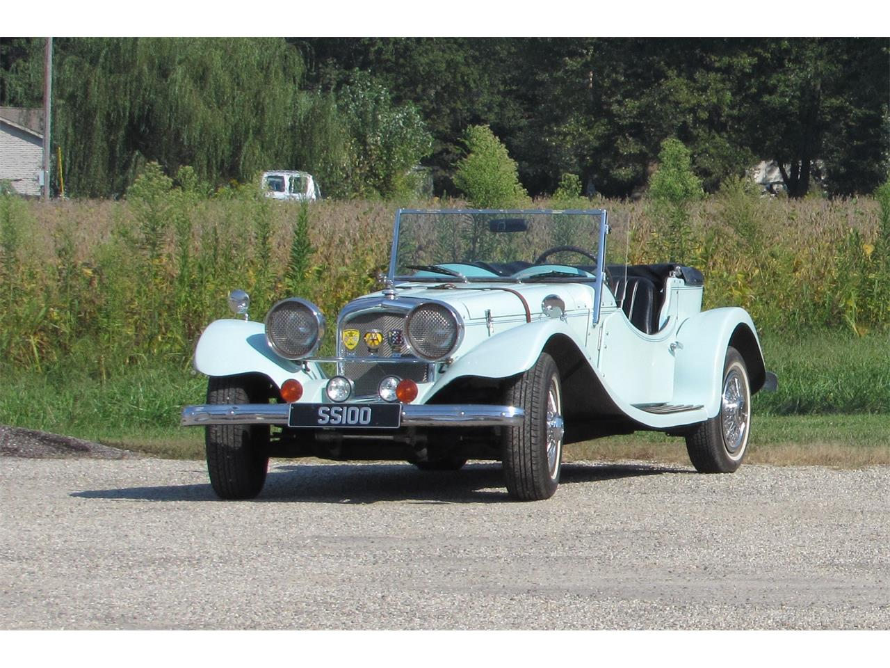 Large Picture of Classic 1937 Jaguar SS100 located in Robinson Illinois - $7,500.00 - QJQL