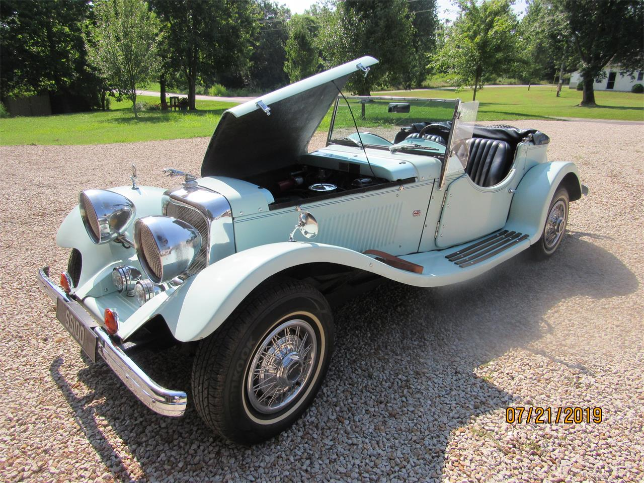 Large Picture of '37 SS100 located in Illinois - $7,500.00 Offered by a Private Seller - QJQL