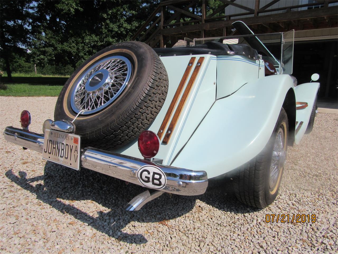Large Picture of 1937 Jaguar SS100 - $7,500.00 Offered by a Private Seller - QJQL