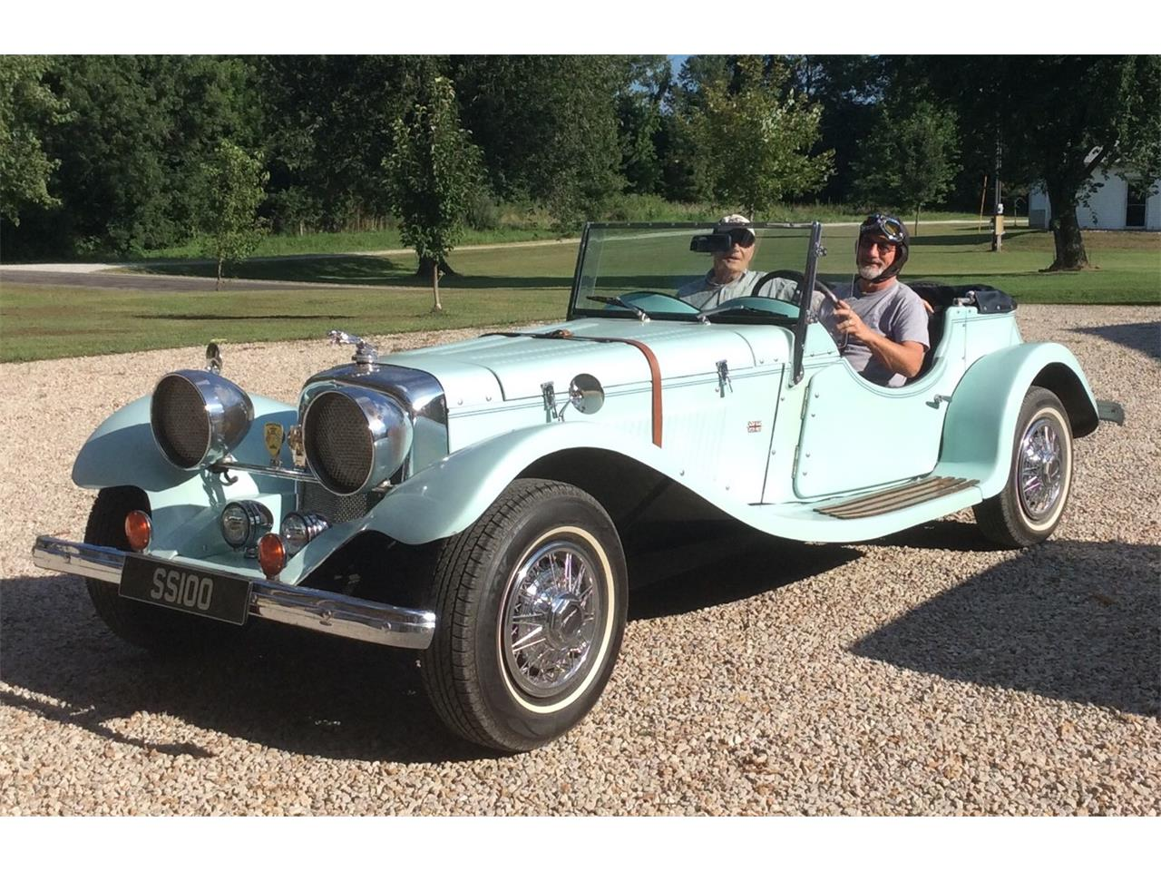 Large Picture of 1937 SS100 - $7,500.00 Offered by a Private Seller - QJQL