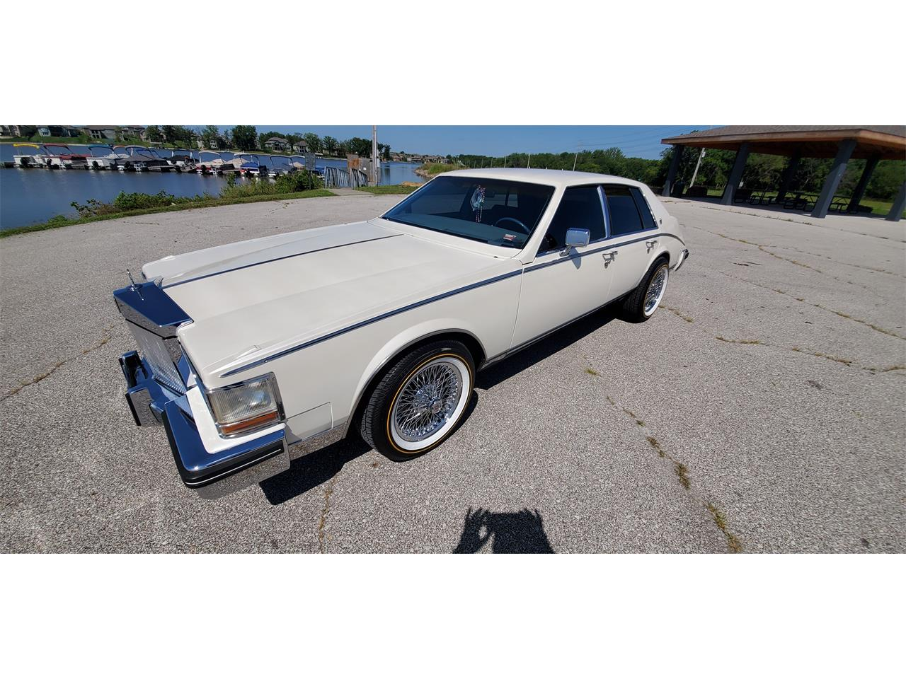 Large Picture of '83 Seville Offered by a Private Seller - QJQR