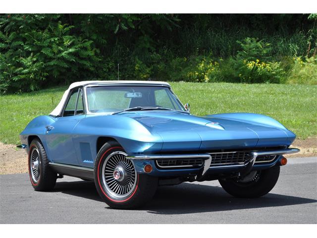 Picture of '67 Corvette - QJR5