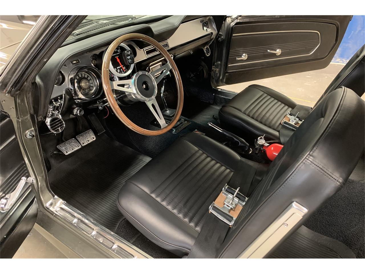 Large Picture of '67 Mustang - QDQQ