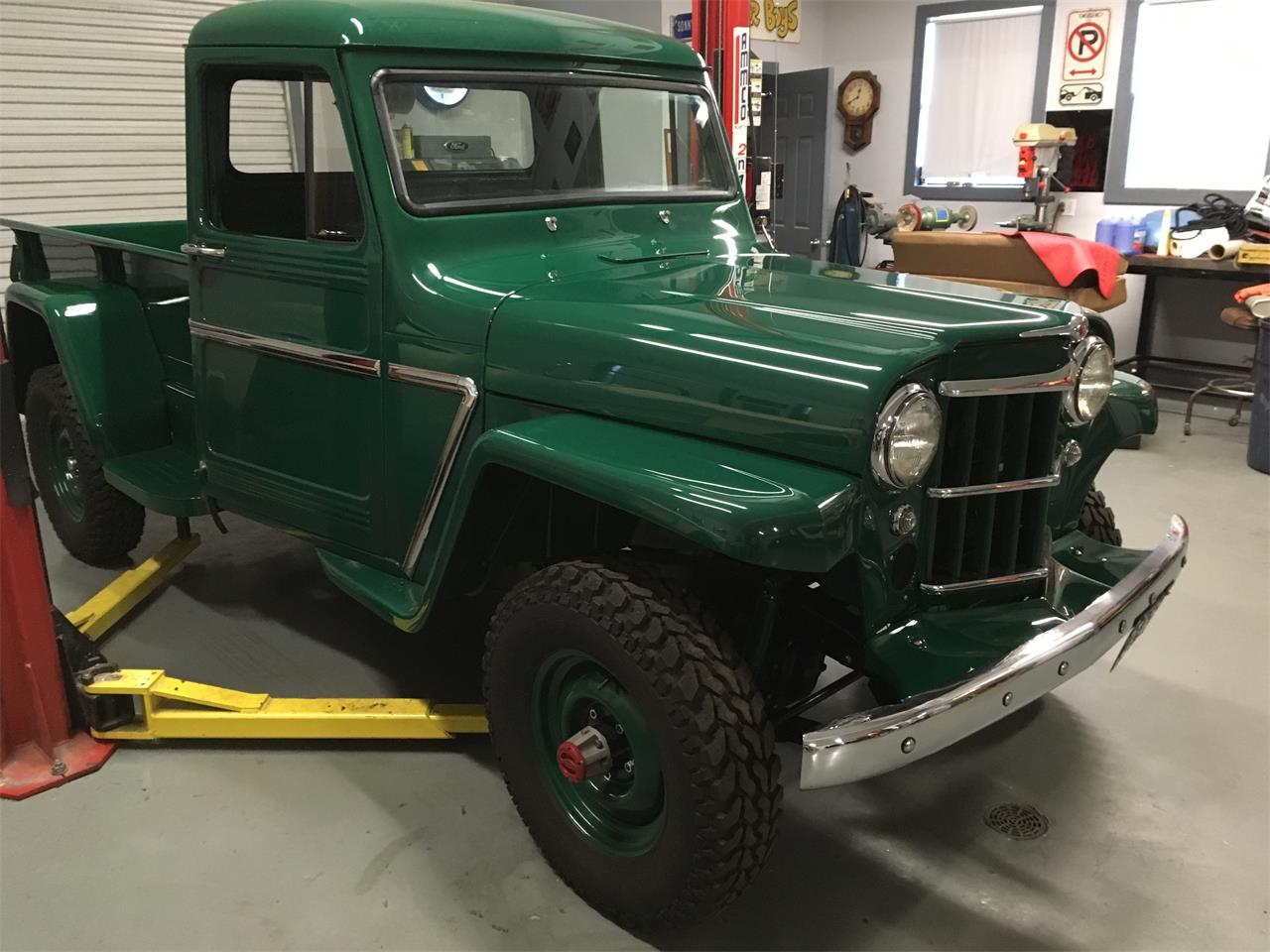 Large Picture of '62 Pickup - QJRI