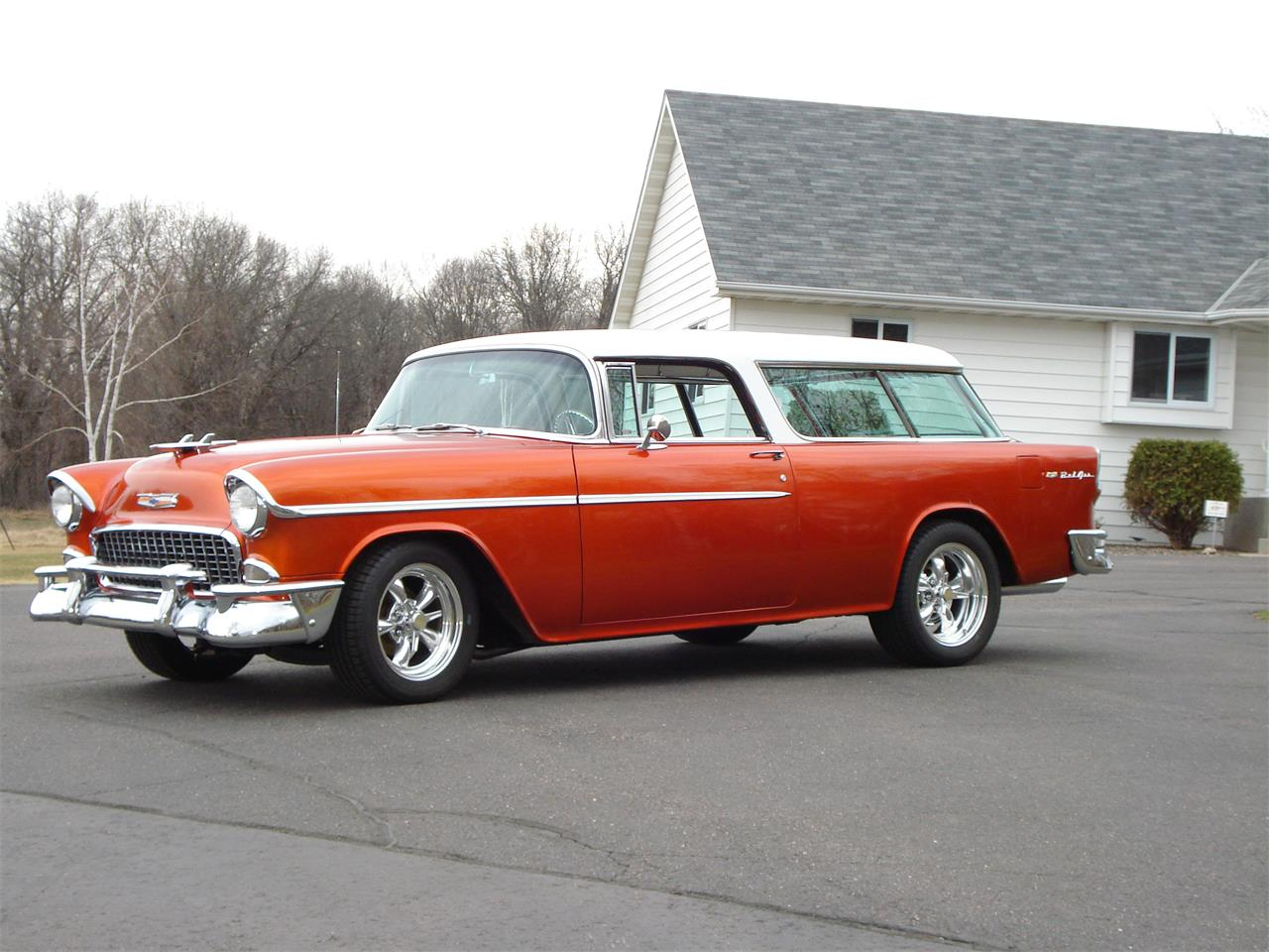 Large Picture of '55 Bel Air Nomad - QJRL