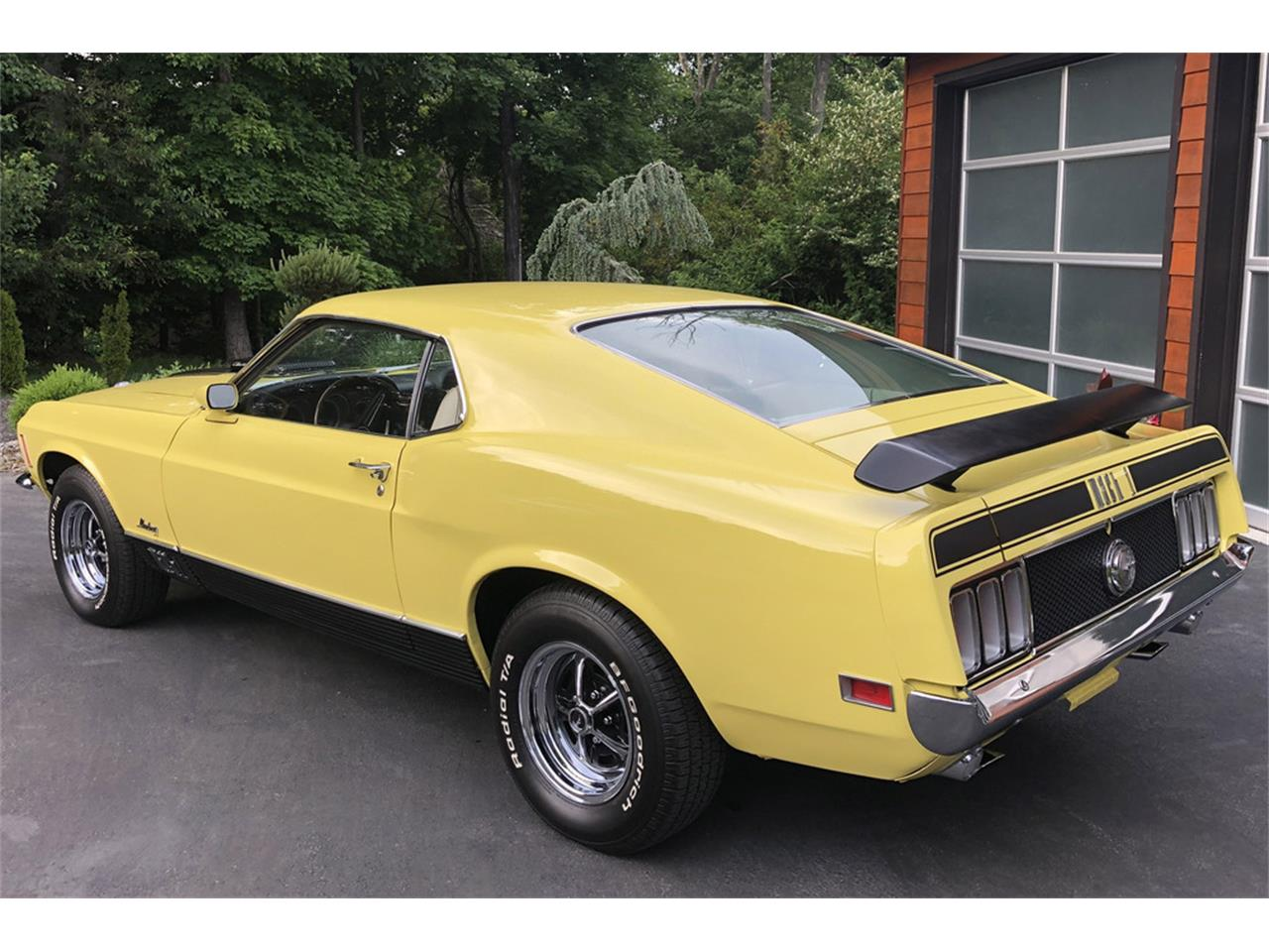 Large Picture of Classic '70 Mustang Mach 1 - QDQS