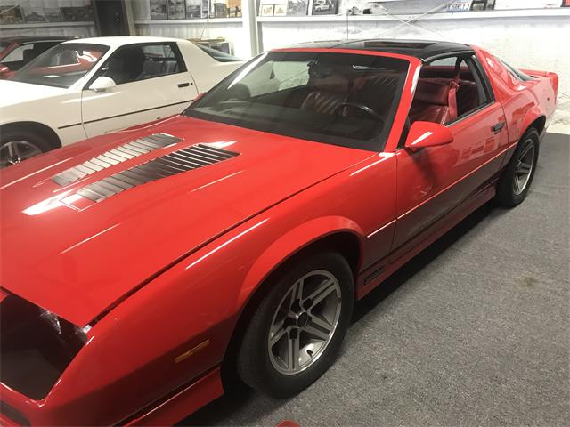 1987 Chevrolet Camaro for Sale on ClassicCars com on