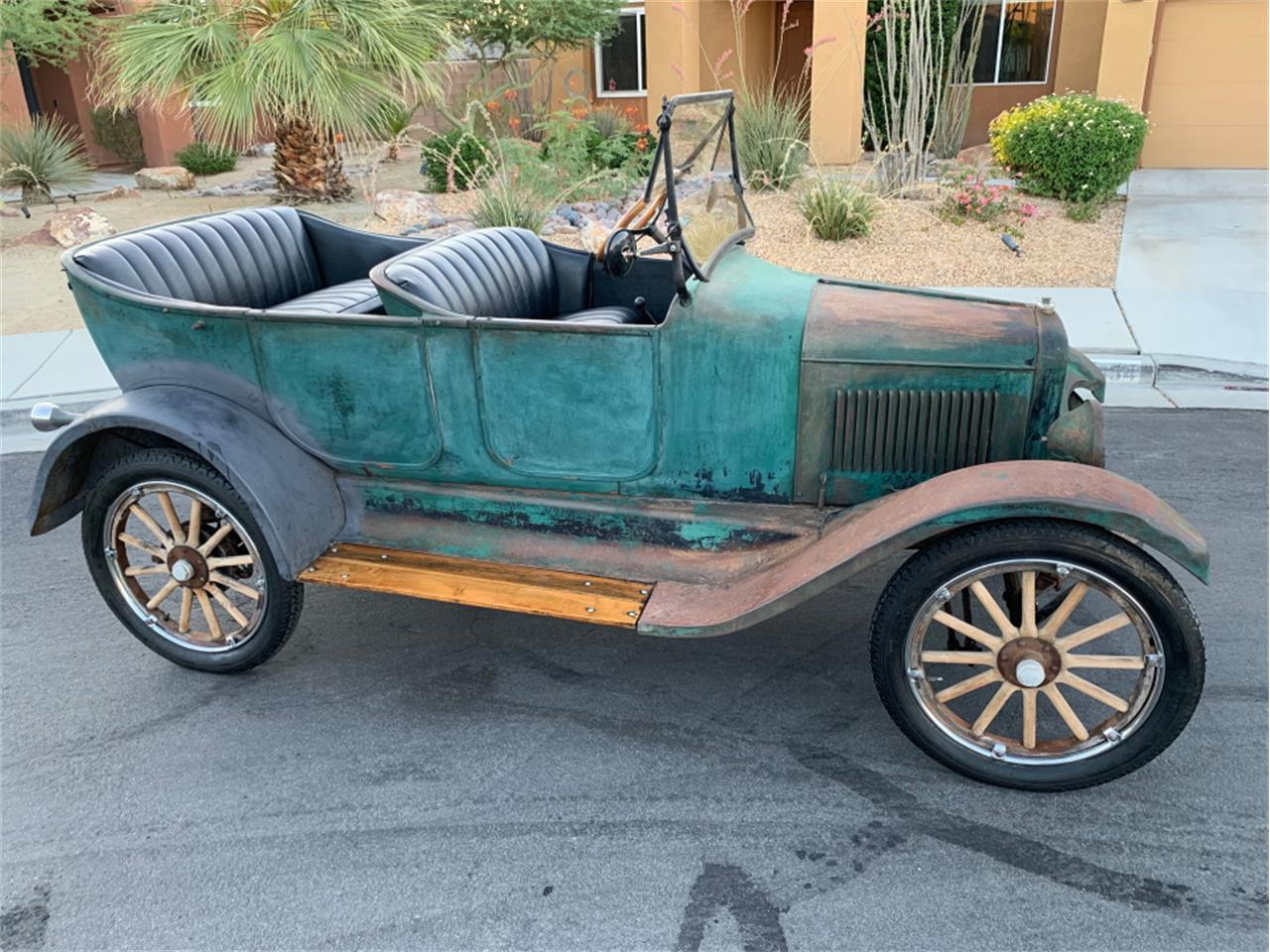 For Sale: 1922 Overland Model 4 Touring in Indian Wells, California