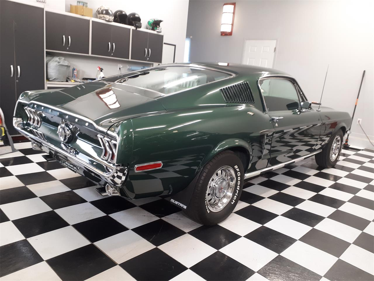 Large Picture of '68 Mustang - QJS6