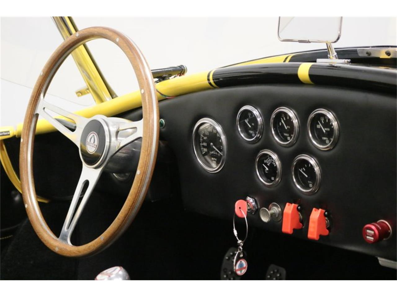 Large Picture of '66 Cobra located in Ft Worth Texas Offered by Streetside Classics - Dallas / Fort Worth - QJSF