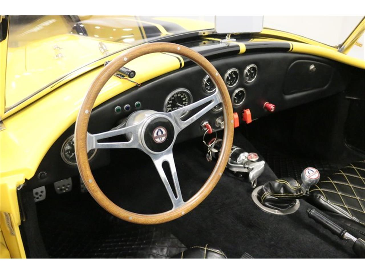 Large Picture of Classic '66 Cobra located in Ft Worth Texas - $67,995.00 - QJSF