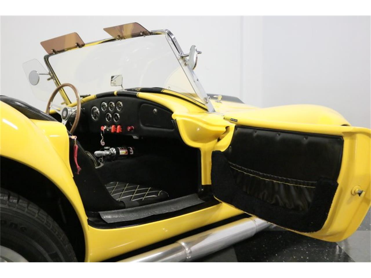 Large Picture of 1966 Shelby Cobra located in Texas Offered by Streetside Classics - Dallas / Fort Worth - QJSF
