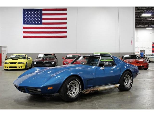 Picture of 1973 Corvette located in Michigan - $18,900.00 Offered by  - QJSJ