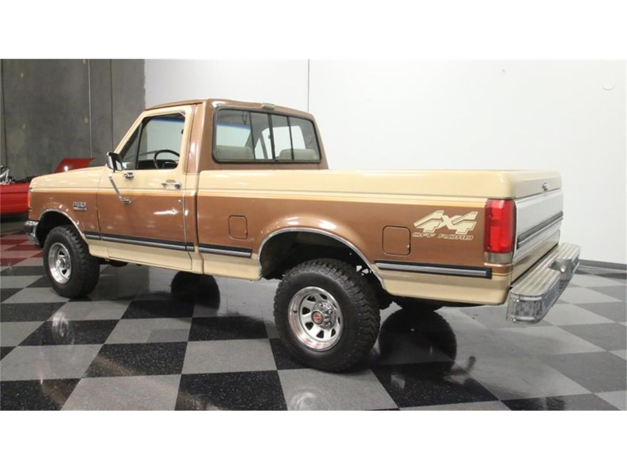 Large Picture of 1987 F150 located in Lithia Springs Georgia Offered by Streetside Classics - Atlanta - QJSZ