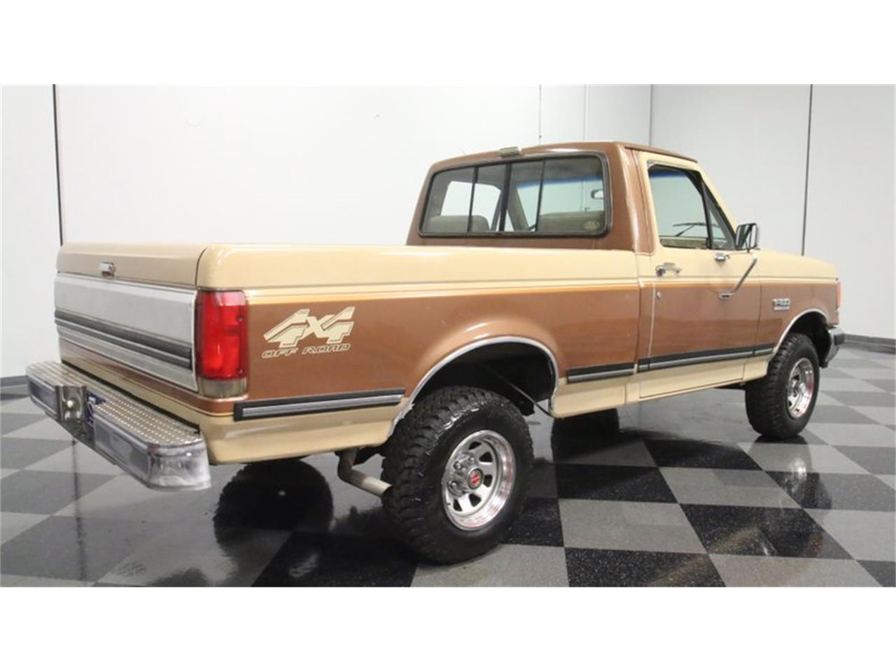 Large Picture of '87 Ford F150 located in Lithia Springs Georgia - QJSZ