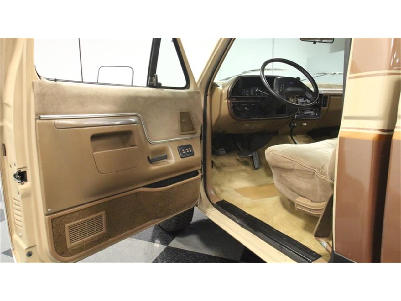 Large Picture of 1987 F150 Offered by Streetside Classics - Atlanta - QJSZ