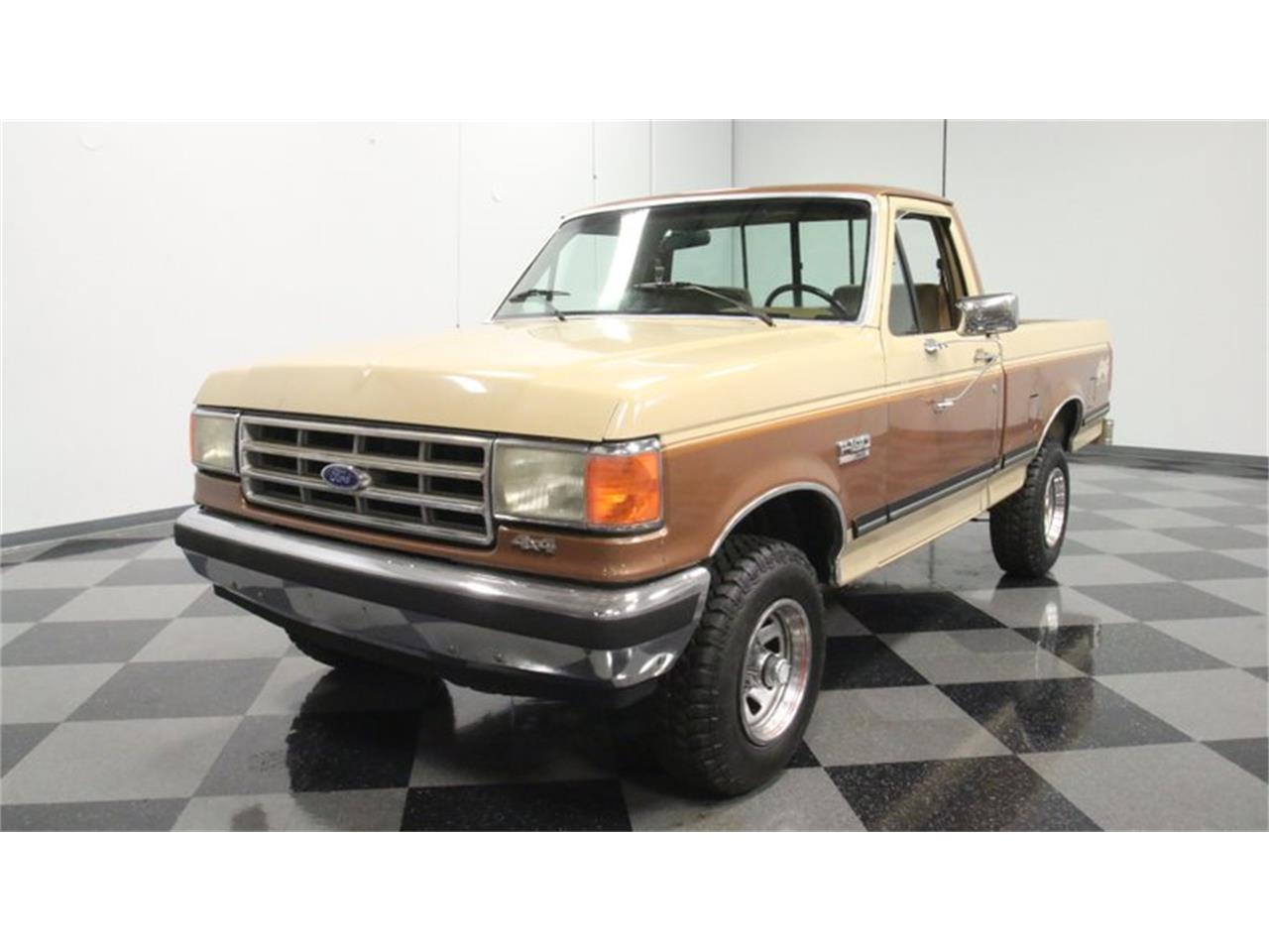 Large Picture of '87 F150 - $16,995.00 Offered by Streetside Classics - Atlanta - QJSZ