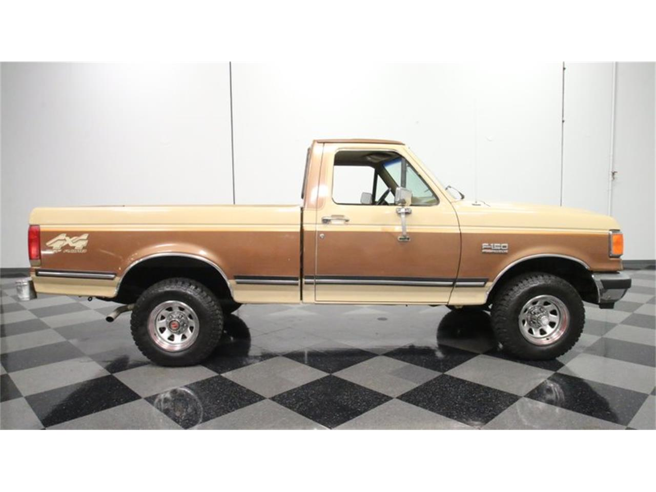Large Picture of 1987 Ford F150 - $16,995.00 Offered by Streetside Classics - Atlanta - QJSZ