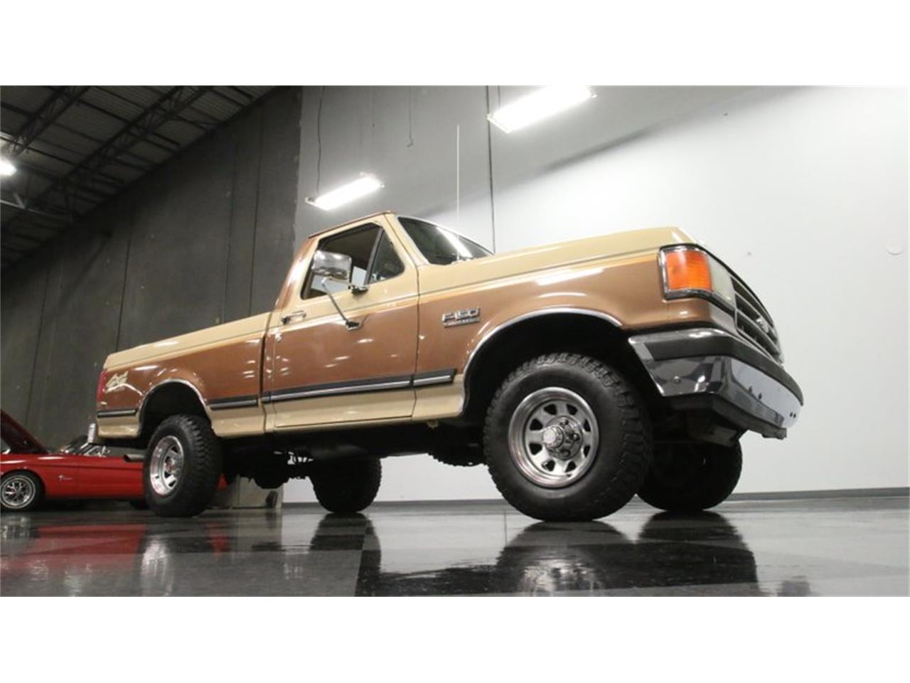Large Picture of '87 Ford F150 located in Georgia Offered by Streetside Classics - Atlanta - QJSZ