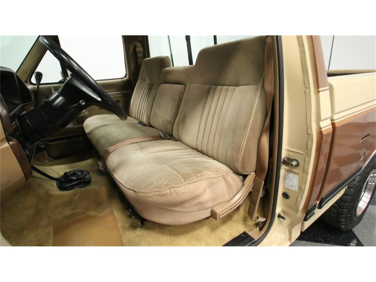 Large Picture of '87 Ford F150 - $16,995.00 Offered by Streetside Classics - Atlanta - QJSZ