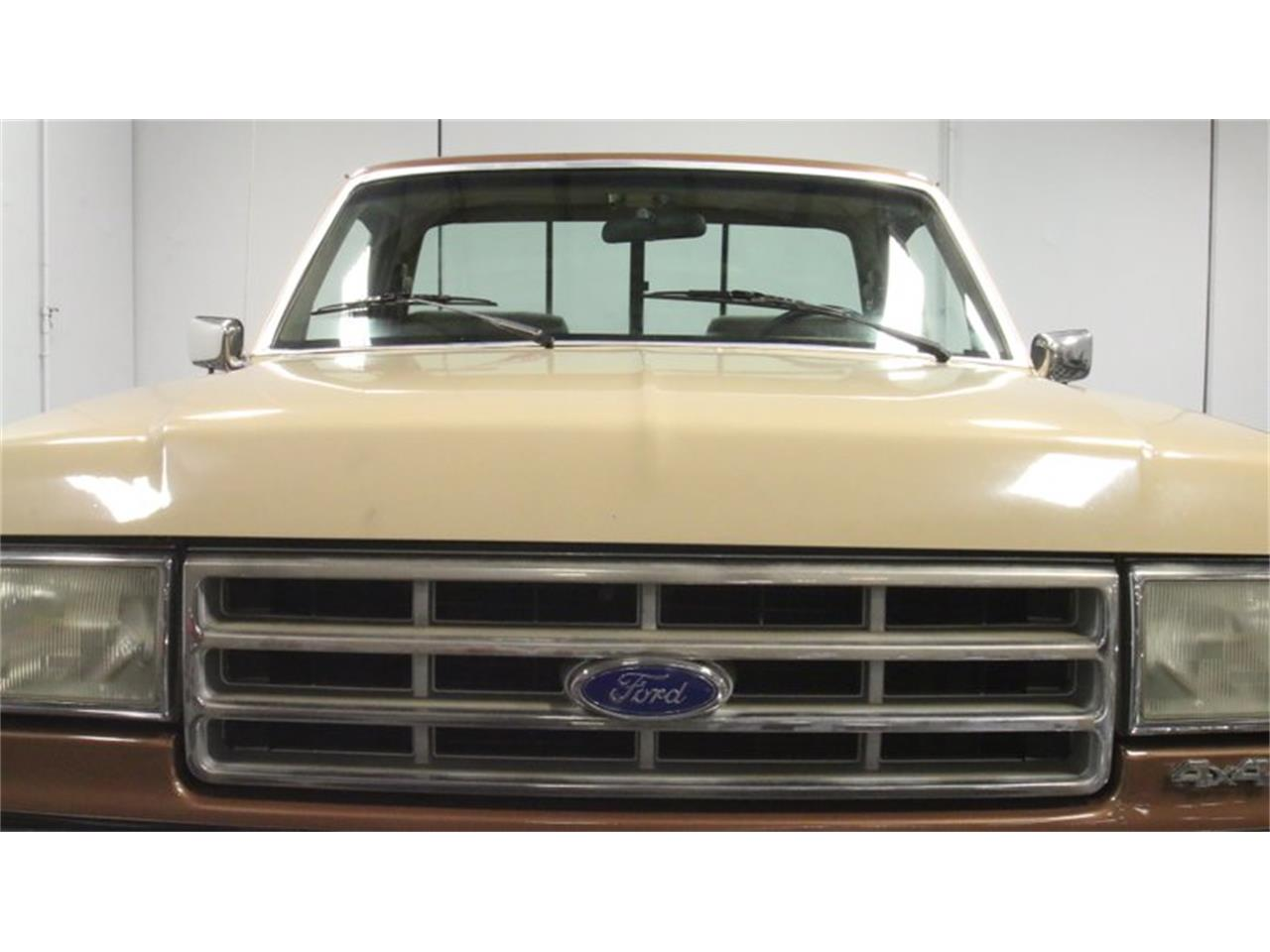 Large Picture of '87 F150 located in Lithia Springs Georgia - $16,995.00 Offered by Streetside Classics - Atlanta - QJSZ
