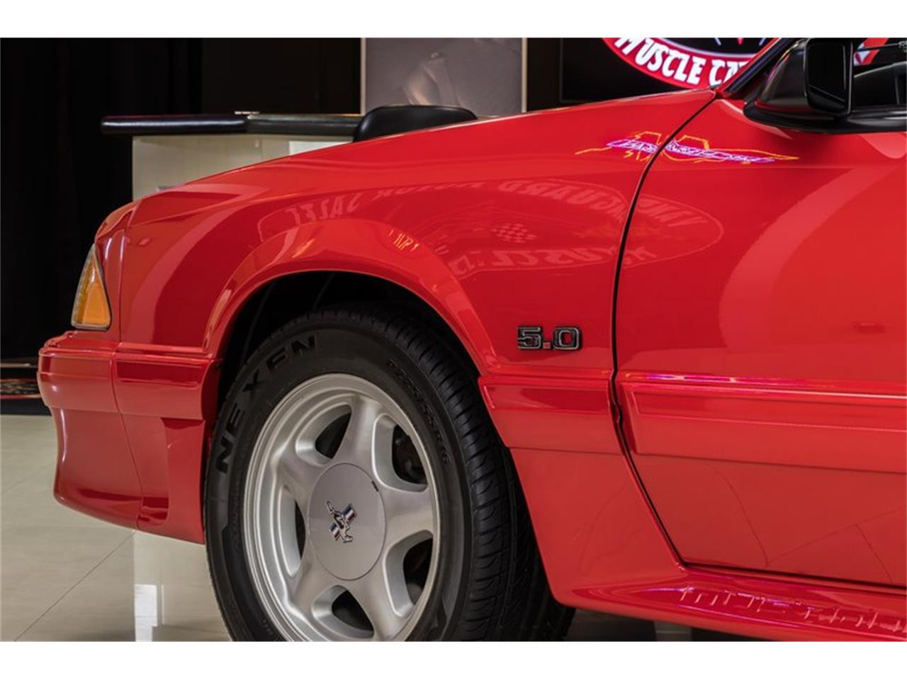Large Picture of '91 Mustang - QJT4