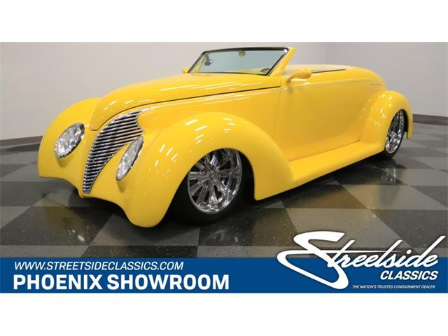 Picture of Classic '39 Roadster - $94,995.00 Offered by  - QJT7