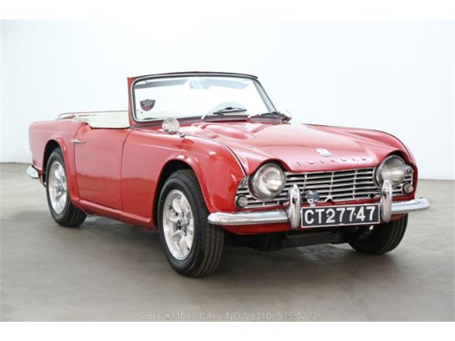 Picture of '65 TR4 - QJTV