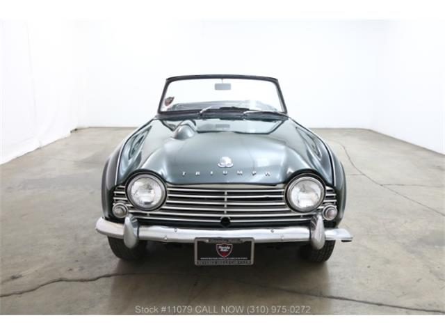 Picture of '63 TR4 - QJTY