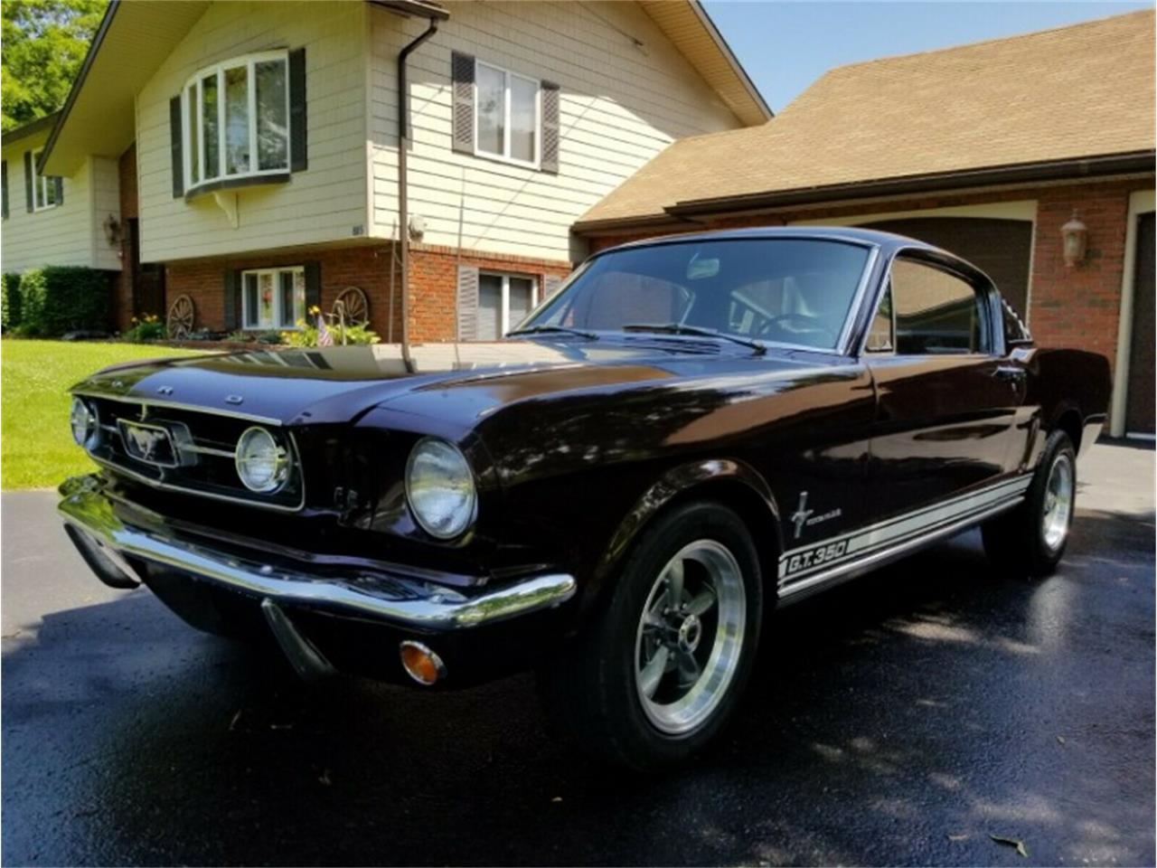 Large Picture of '65 Mustang - QJU2