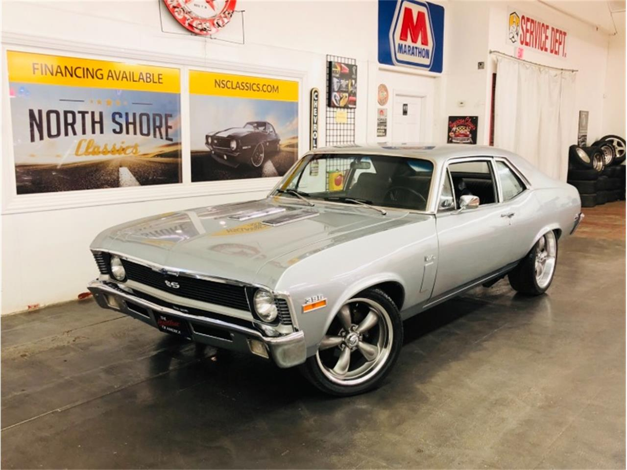Large Picture of Classic '70 Chevrolet Nova located in Mundelein Illinois Offered by North Shore Classics - QJU7