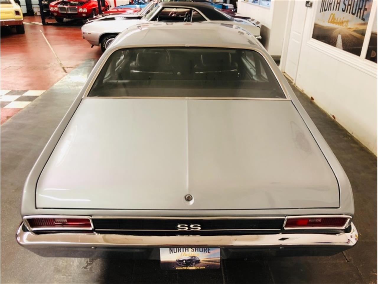 Large Picture of Classic 1970 Nova - $27,500.00 Offered by North Shore Classics - QJU7