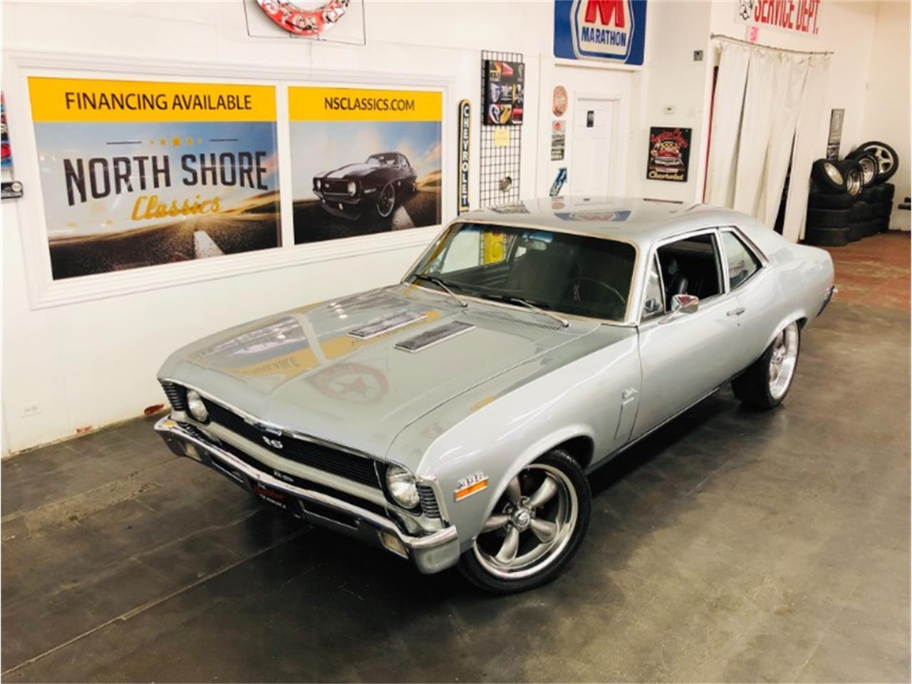 Large Picture of Classic '70 Chevrolet Nova located in Illinois - QJU7