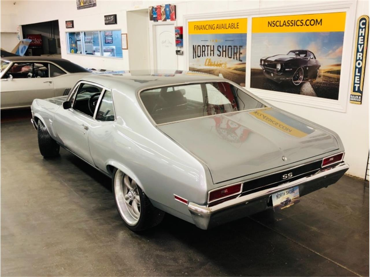 Large Picture of 1970 Nova located in Illinois - $27,500.00 Offered by North Shore Classics - QJU7
