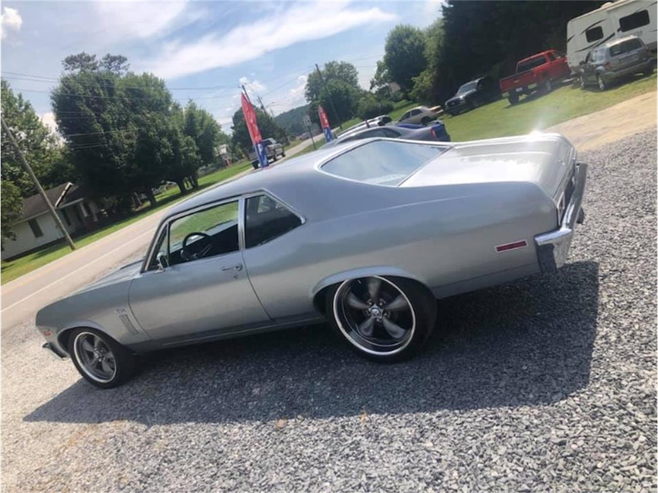 Large Picture of '70 Nova Offered by North Shore Classics - QJU7