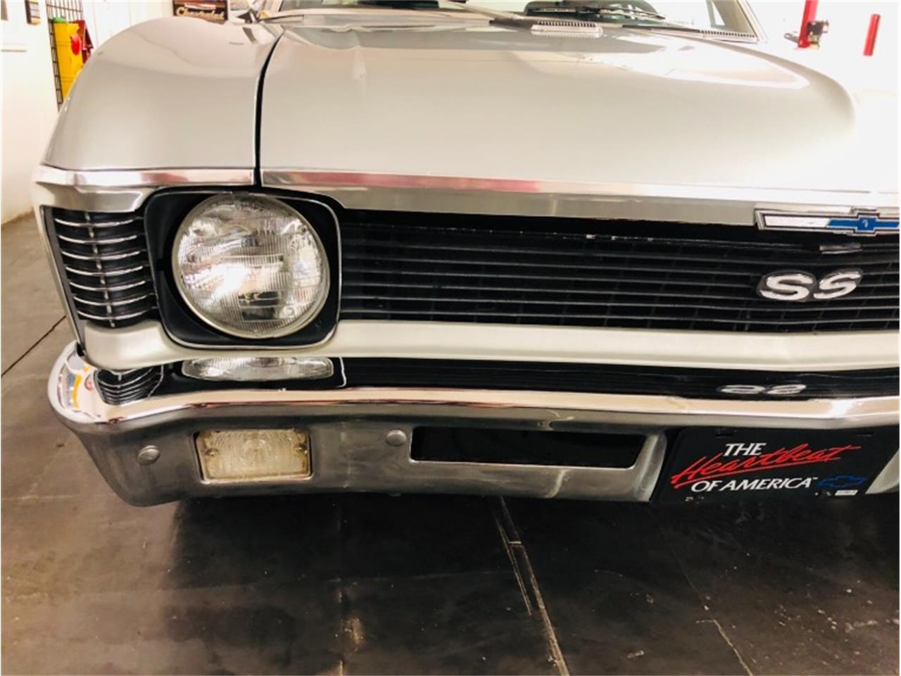 Large Picture of '70 Nova - $27,500.00 Offered by North Shore Classics - QJU7
