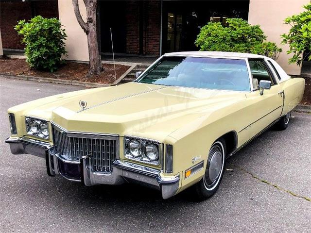 Picture of Classic 1972 Eldorado Offered by  - QJUD