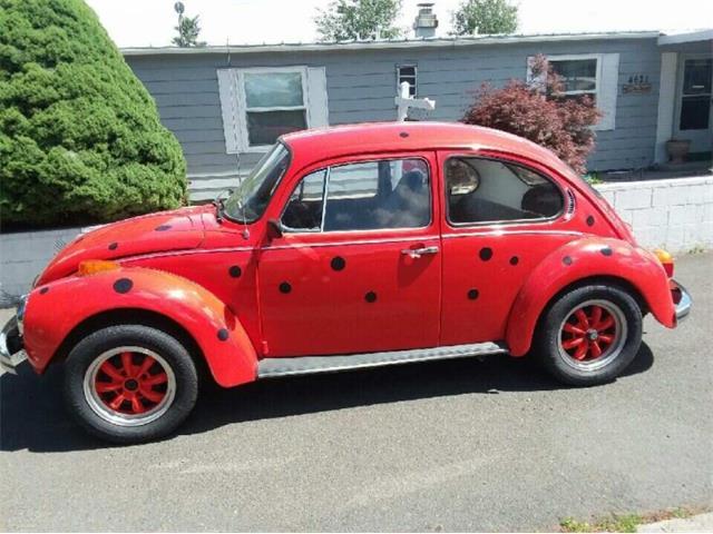 Picture of Classic 1973 Volkswagen Beetle Auction Vehicle - QJUI