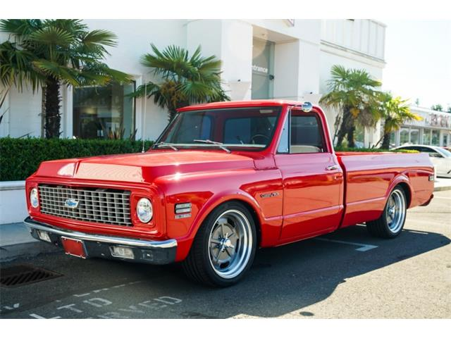 Picture of '72 Chevrolet C10 located in Sparks Nevada Auction Vehicle - QJUR
