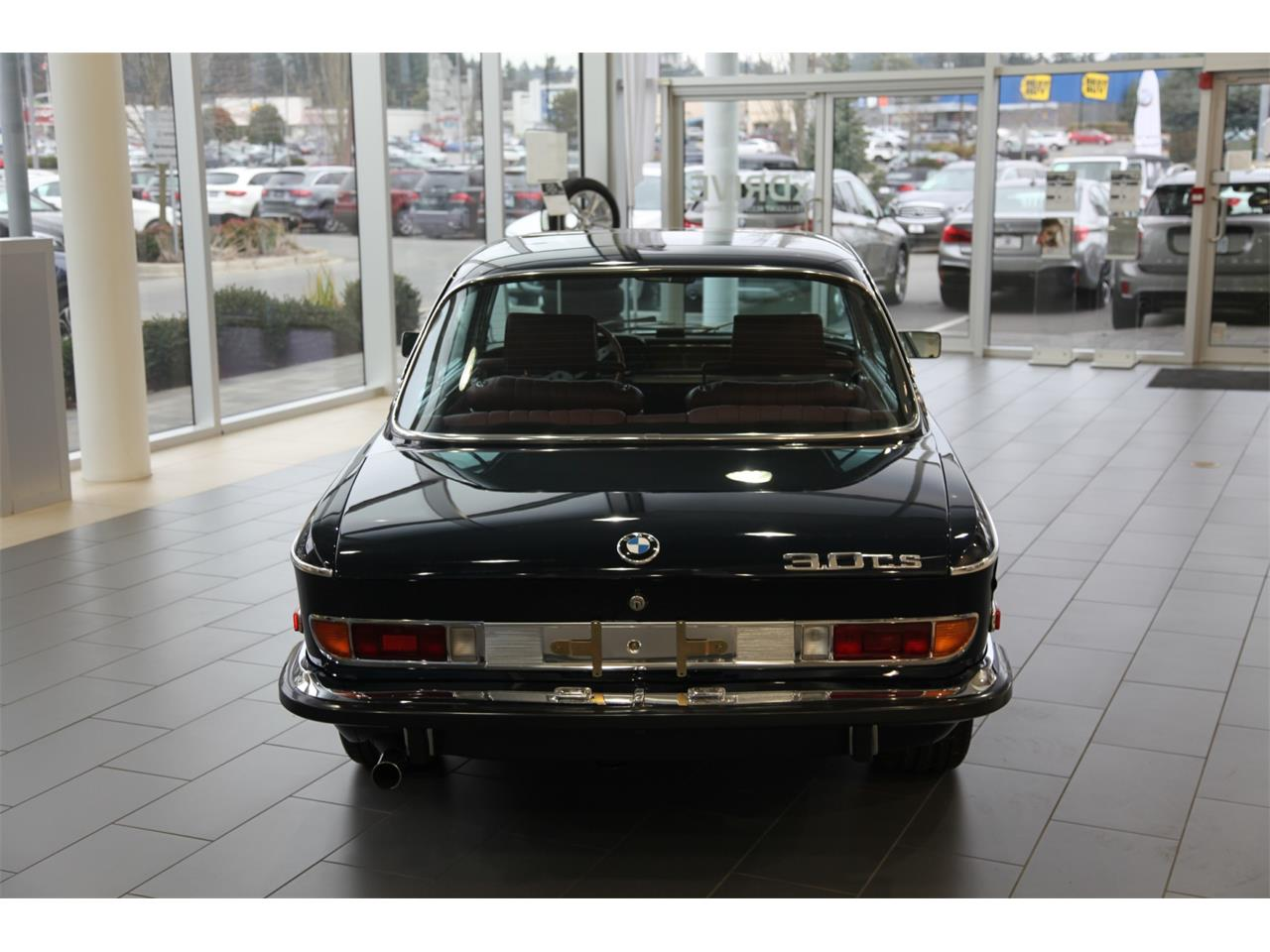 Large Picture of Classic '72 BMW 3 Series located in Nanaimo  Offered by Bring A Trailer - QJUU