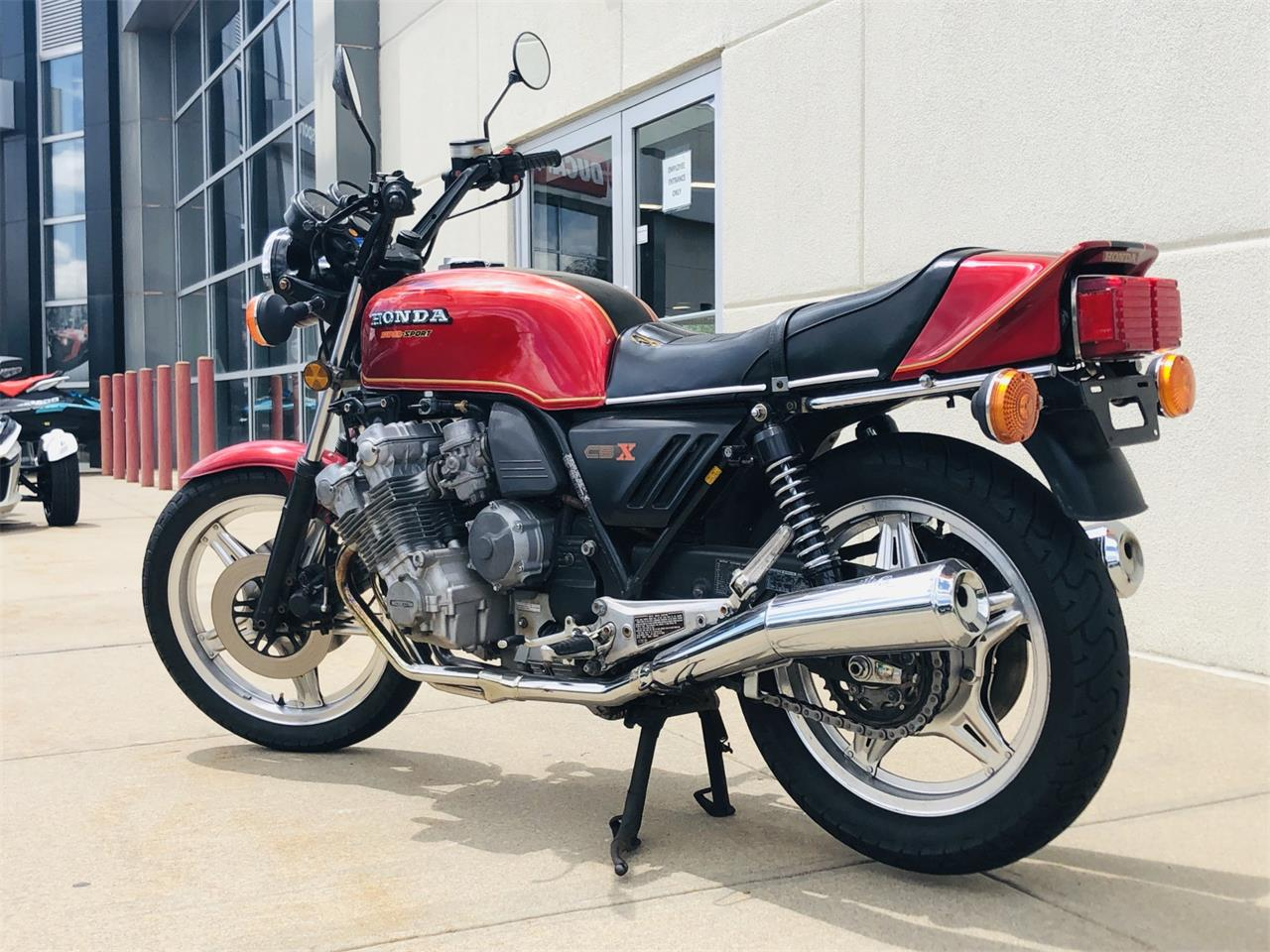 Large Picture of 1979 Honda Motorcycle located in Metuchen New Jersey Offered by Bring A Trailer - QJUV