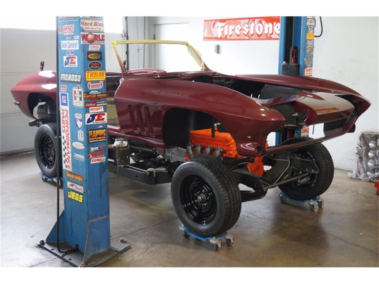 Large Picture of Classic '66 Chevrolet Corvette located in Nevada - QJUW