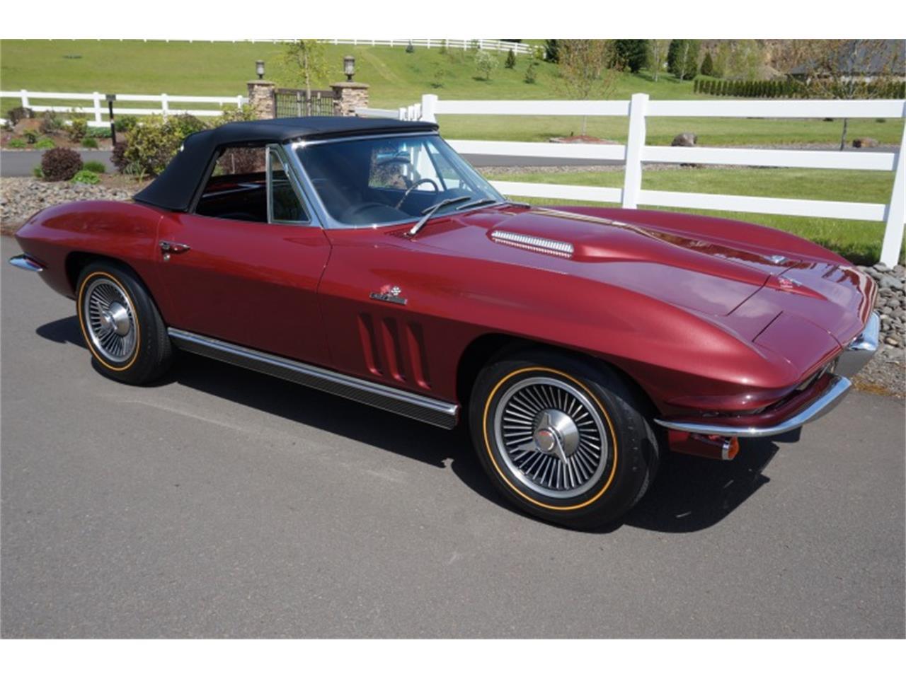 Large Picture of '66 Chevrolet Corvette located in Nevada - QJUW
