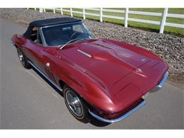 Picture of 1966 Chevrolet Corvette - QJUW
